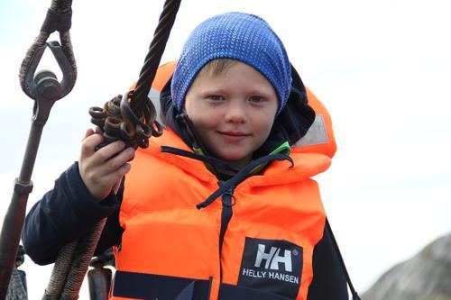 Fisketur med Faxen søndag 15. aug 2010