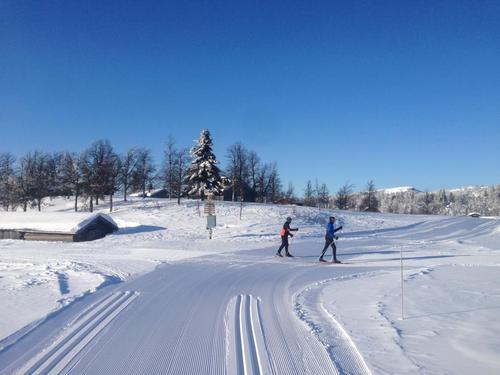 «Skiturposter i Øyerfjellet»