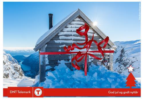 Gi en hytte i julegave