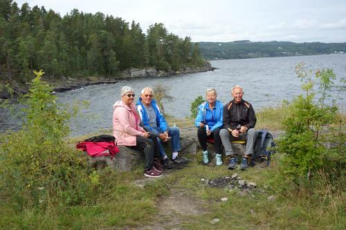 Onsdagstur 26. august - Falkensten og Slettefjellet