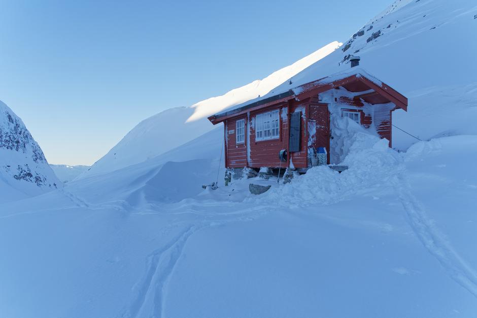 Svartvassbu drives av DNT Romsdal