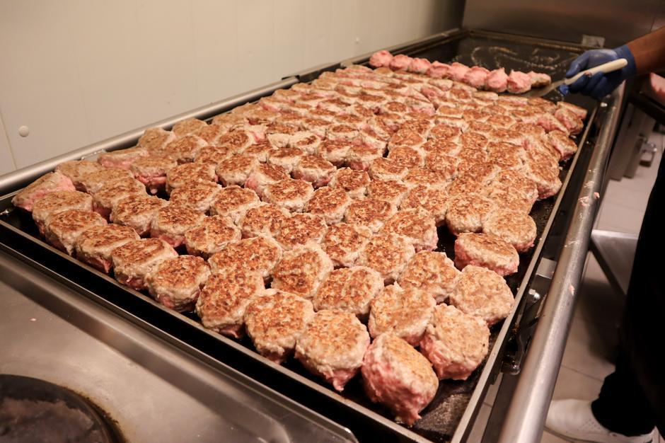 Hjemmelagde kjøttkaker fra Edland Kjøtt og Kolonial
