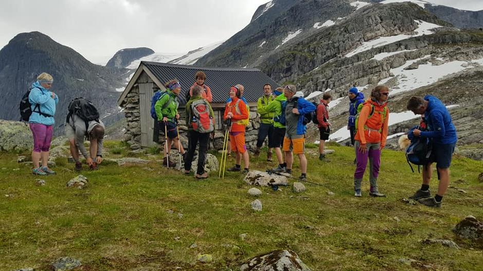 20.07.2019 - Blåfjell i Oldedalen