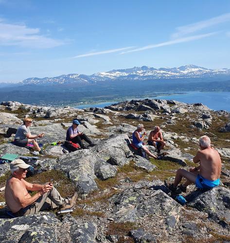 Fra Hårberget i 2020