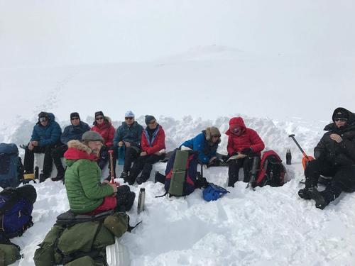 Aktiv sin påsketur over Hardangervidda