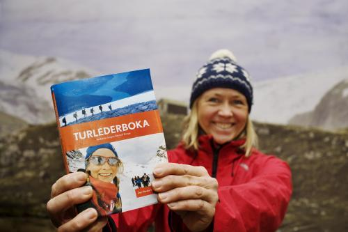 Ny bok for turledere fra DNT