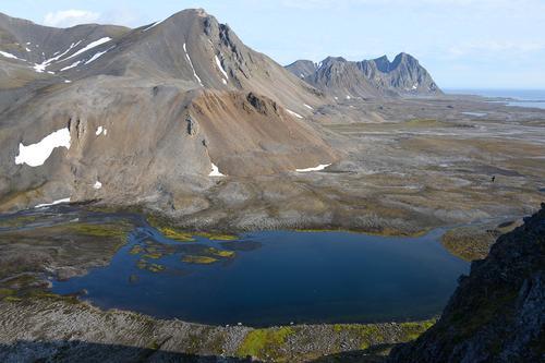 Åpent turmøte: Mektige Svalbard!