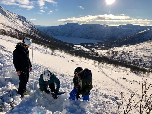 Vå i Telemark