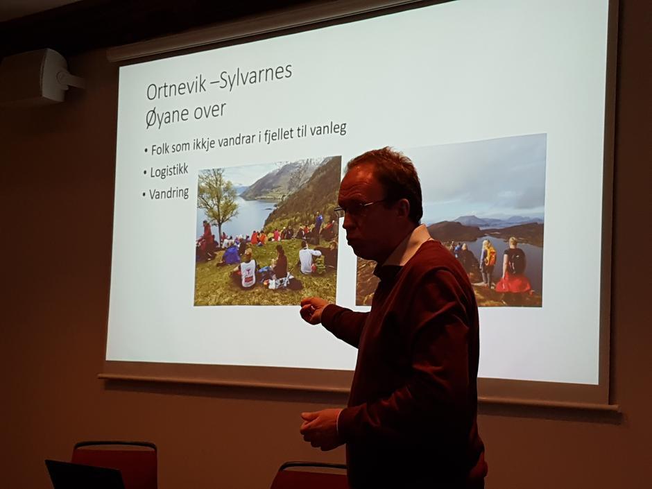 Roy Raasholm Fauske synte i innlegget om fellesturar eksempel på turar med suksess.