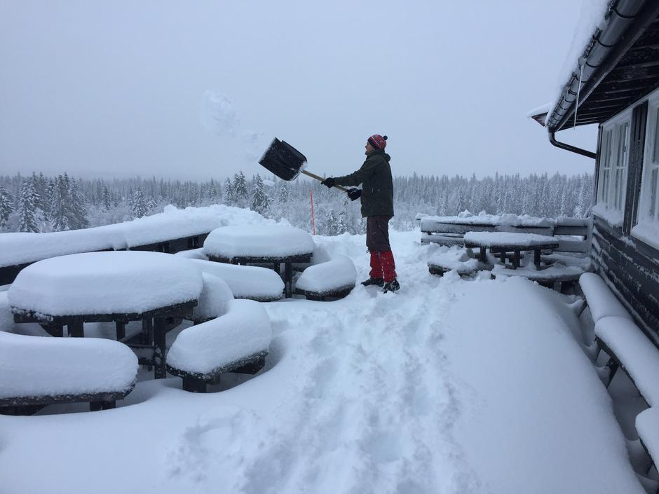 Snømåking og vinterforhold