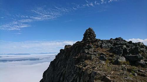 Middagstinden 923 moh