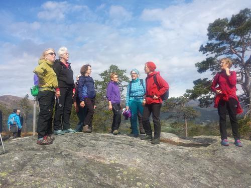 Seniortur til Svistølen
