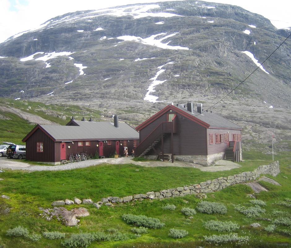 Nørdstedalseter. Foto DNT Oslo og Omegn