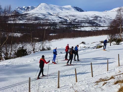 Nå blir det skispor i Gjevilvassdalen