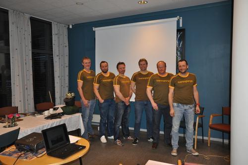 Vellykket årsmøte i Eidsvoll Turlag
