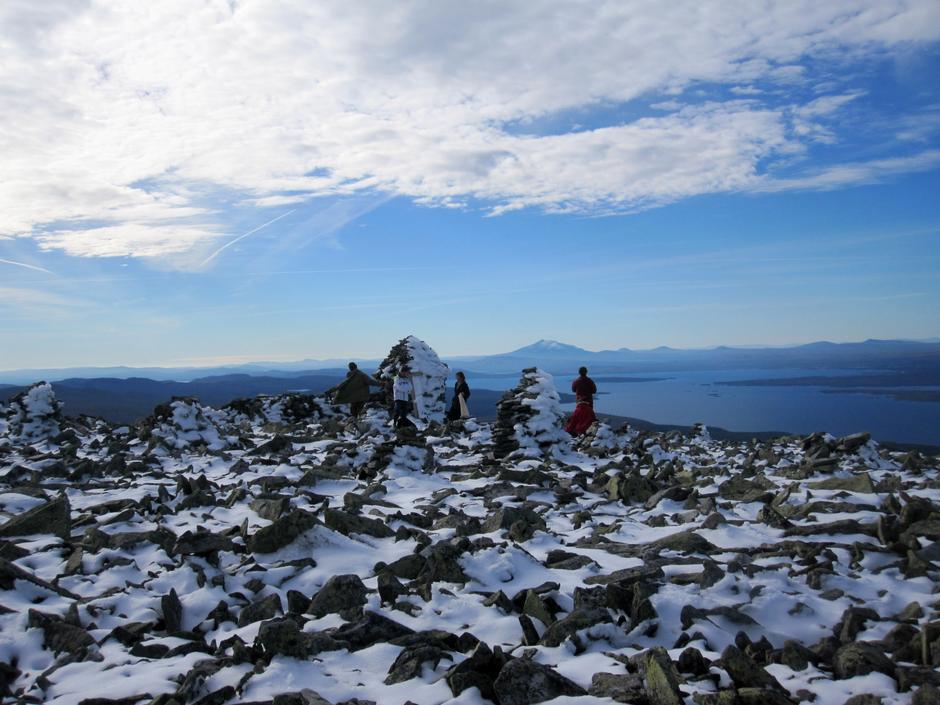 På toppen av Stor-Svuku i høstferien. Flott dagstur fra Svukuriset, alle årstider.