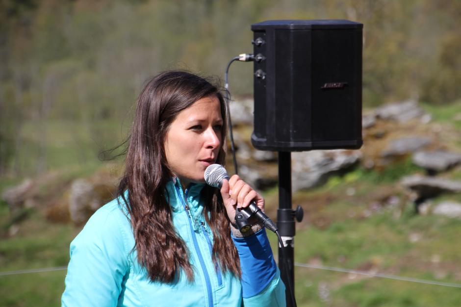 Synnøve Kvamme, Naturvernforbundet Hordaland