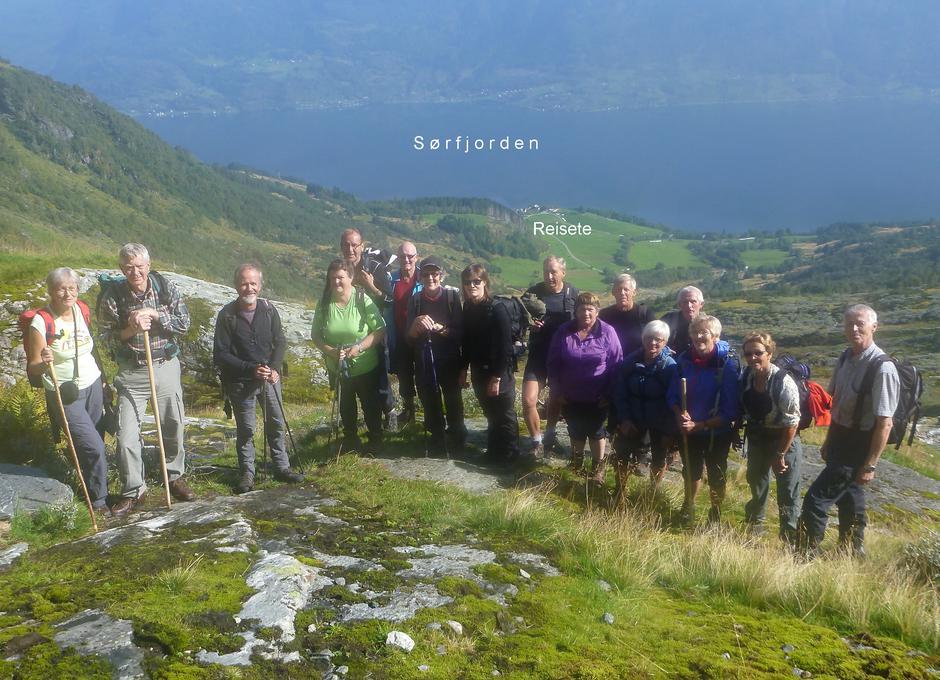 I Reisetelii. 17.september skipar vi til tur langs Buførevegen saman med Odda/Ullensvang turlag