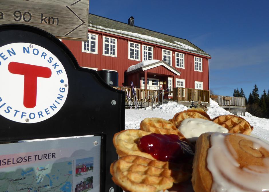 Det er vel verdt å ta turen til Rønningen gård i Leinstrandmarka