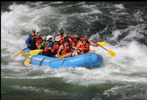 Deschutes River - Rafting