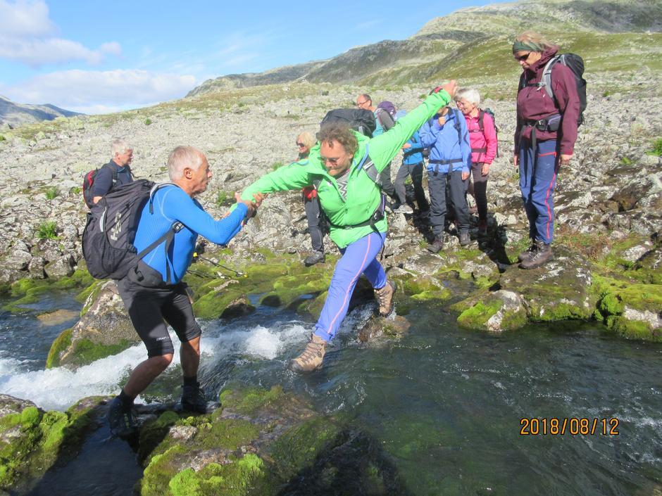 Kryssing av elv