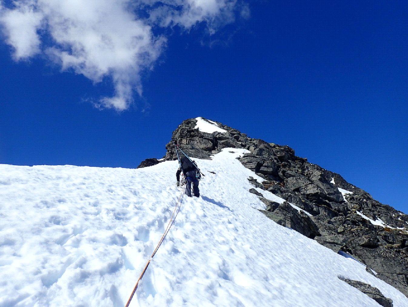 Alpin Vintertopptur I Innerdalen Todalen Avlyst Turer Og
