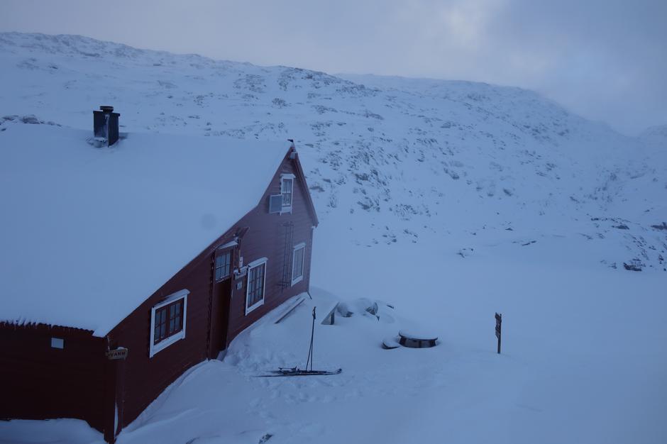 Søndag 13.1: Høgabu i Bergsdalen