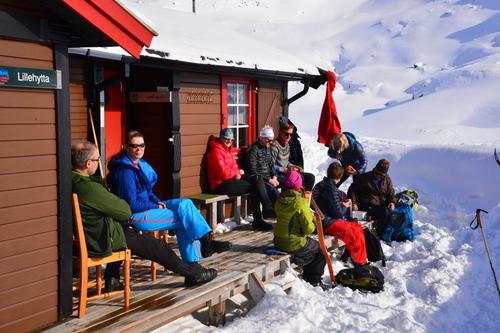 Vesterålen Turlag i gang med hyttebooking