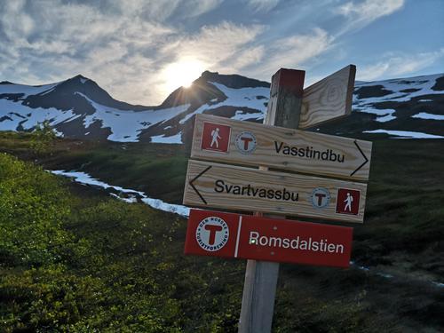 UKE 31: Romsdalsfjella føremelding
