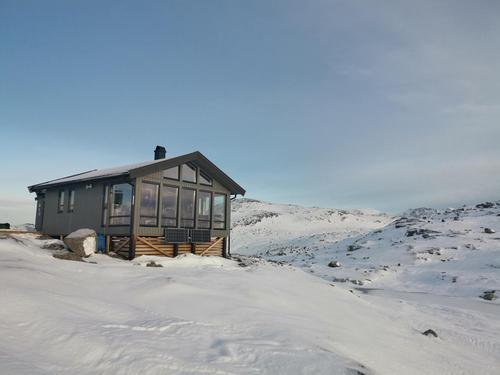 Haakonsbu tidlig vinter