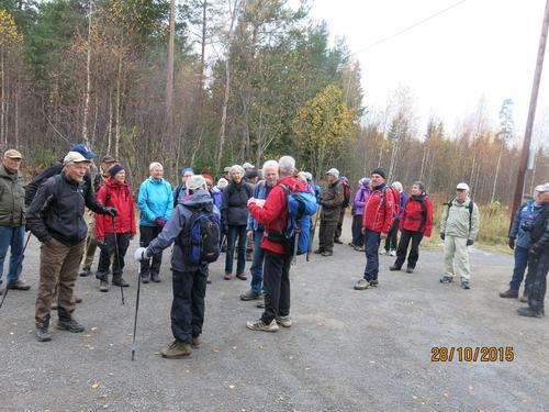 d5a8716a HHT-butikken med tilbud på Bergans regntøy. 2. november 2015. Nyhet. Tur i  Furuberget 28.okt. 2015.