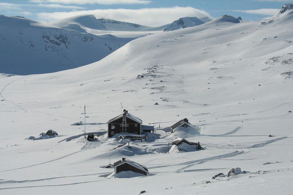 Nydelige Glitterheim - åpner 13. mars.