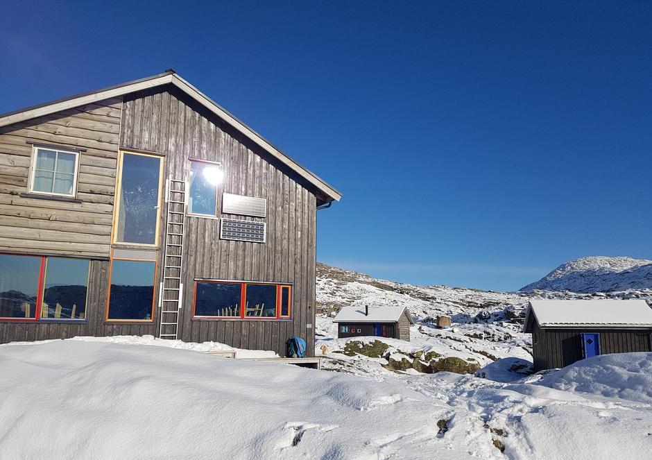 Søndag 27.10: Gullhorgabu i Bergsdalen