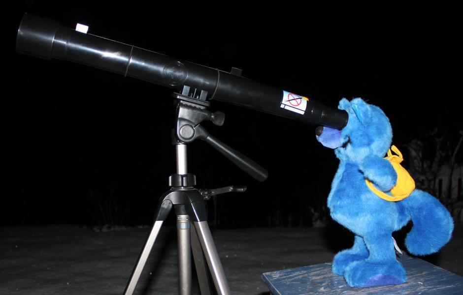 Turbo på stjernekikking