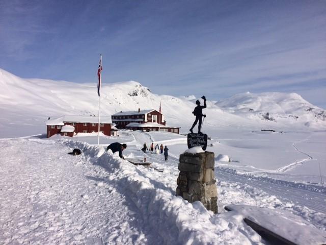 I 2018 feires det på Fondsbu - bl.a. Aasmund Olavsson Vinje 200 år.