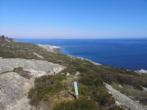Naturperler i Kystpass 2020 i Øygarden