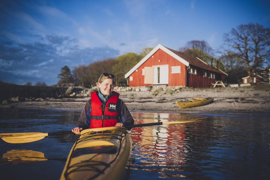 Øitangen i Telemark
