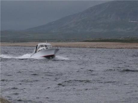 Mårfjord båten