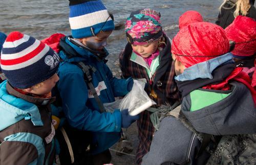 Sjørøverne fant et skattekart