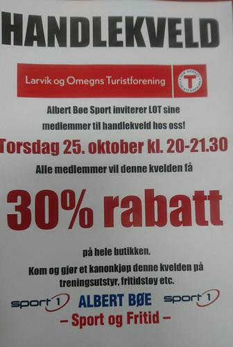 Handledag Albert Bøe Sport