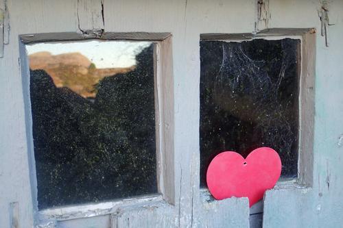 Døren med hjertet