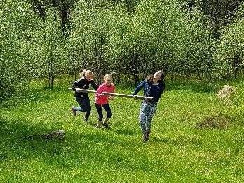 Hinderøvelse på Mesternes Mester i Alvøskogen