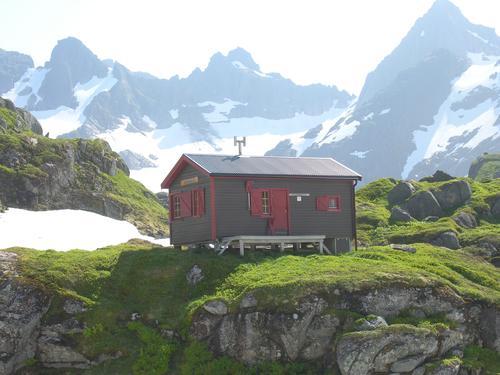 Lille Trollfjordhytta stenges