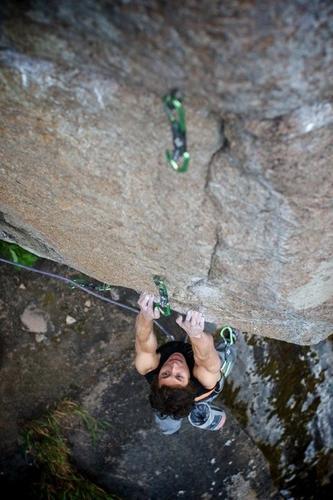 Stian om klatring 26. januar