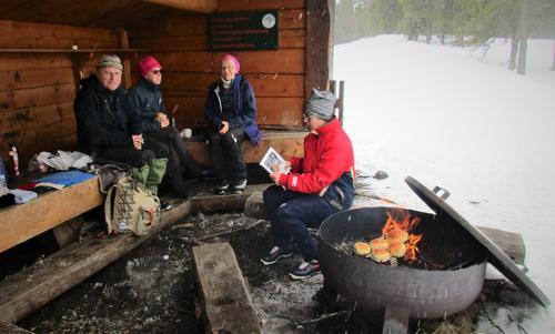 Skitur Ringkollen/Utsikten