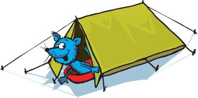 Kanskje ønsker vi oss telt?
