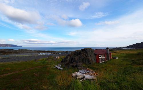 DNT-hytta i Indre syltevik