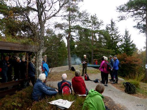 Seniortur til Blåfjell 1 okt. 2015