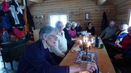 Tur til Vollkoia/Blåmyrkoia 02.03.16.