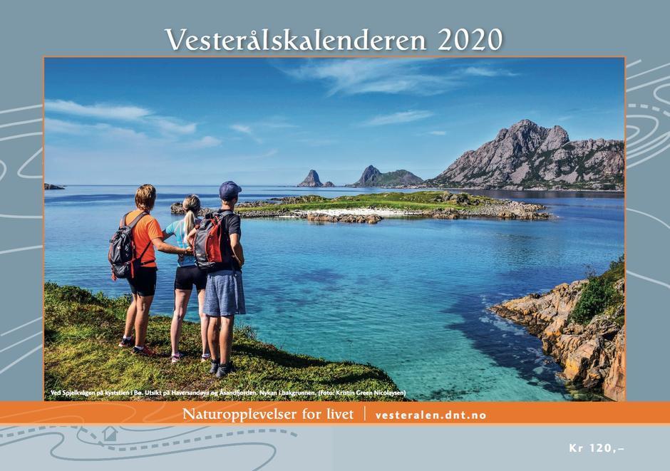 Forsidebildet er fra Bø. Utsyn fra Spjelkvågen mot Åsandfjorden og Nykan.